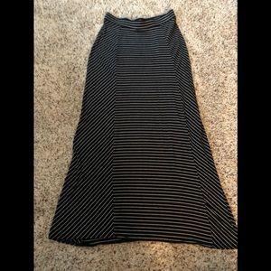 The Loft maxi skirt